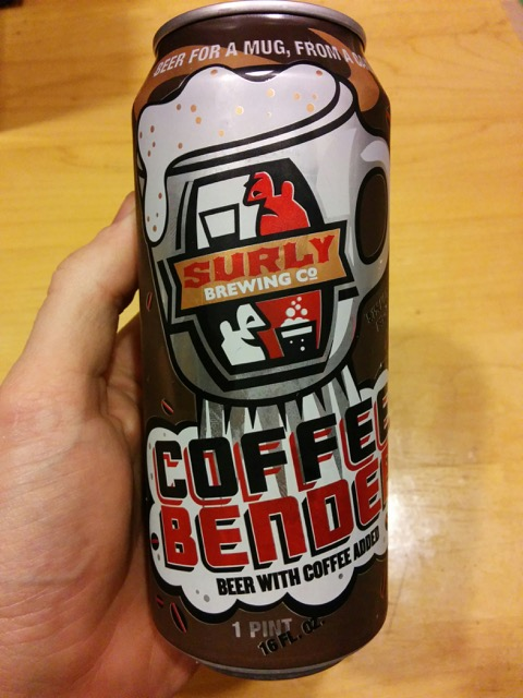 Not just a bender...a Coffee Bender